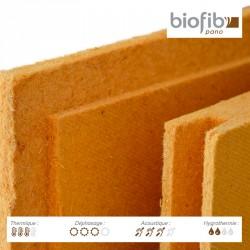 Biofib'pano - Panneau fibre...